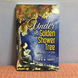 Under the Golden Shower Tree (moments with God)