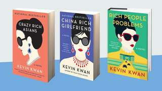 eBooks by Kevin Kwan