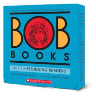 Bob books beginner set