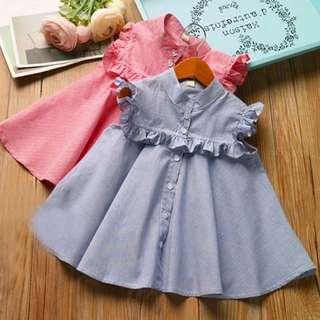 Girls Doll Dress