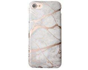 iphone 6s/6 plus white and gold Marble Phone Case
