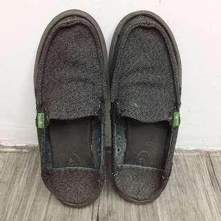 🚚 Sanuk DONNA PAIGE BLK #懶人鞋 #二手 #出清 #便宜賣