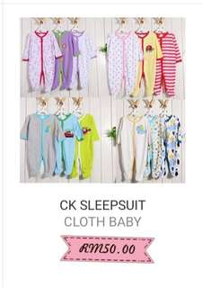 3 in 1 sleepsuit