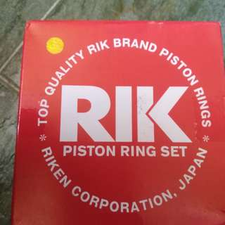 RIK 86mm k20 piston ring