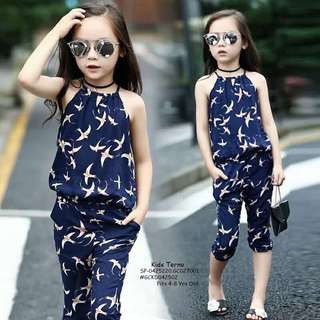 KIDS TERNO Fits 4-8 Yrs Old