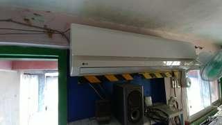 Lg aircon split type