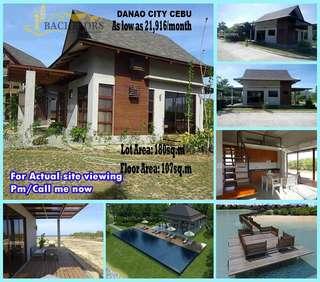 1 Storey Beach Villa in Danao City