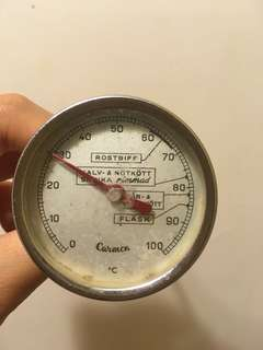 Meat thermometer brought from Estonia
