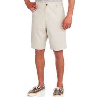 Faded Glory Mens Flat Front Above the Knee Short