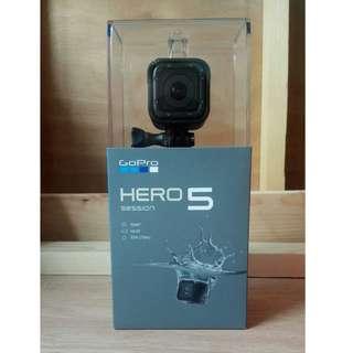 GoPro Hero 5 Session (BNIB)