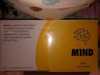 婕斯JEUNESSE 敏動力M1ND(健康產品)