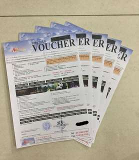 Malinja Travel Voucher