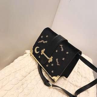 Starry Night Cross Body Bag INSTOCK