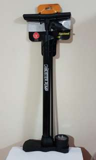 [OUT OF STOCK] BN Bicycle pump with gauge