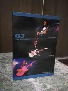 G3 LIVE IN DENVER DVD