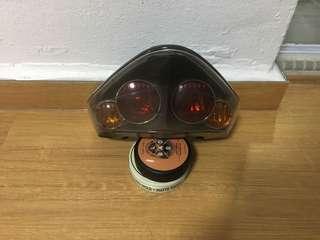 CBR150 stoplamp
