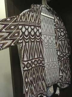 H&M Tribal Outerwear