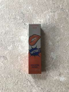 100% new Monomola 撕拉式唇彩Monomola lip tattoo sweet orange color 甜蜜橙