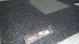 Customise Car Mat/Boot Mat