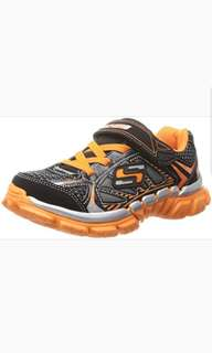 [CLEARANCE] Skechers Boy Tough Trax Athletic Shoes