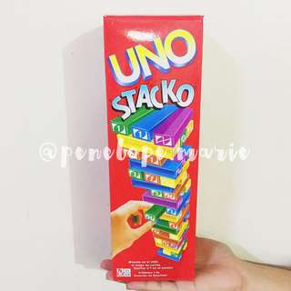 Uno Stacko + Free Shipping*