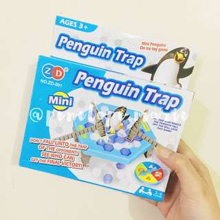 Penguin Trap Ice Breaker Game + Free Shipping*