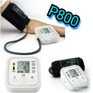 Digital blood pressure