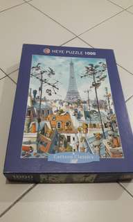 fun with puzzle by Heye cartoon classic