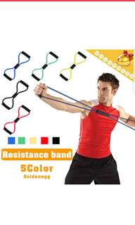 For Healthy body▶∞ type Multi-purpose Sports YOGA Resistance Band◀ GCA GCB- Indoor n Outdoor Resistance exercise for your healthy body/ Unisex Fitness/ Up