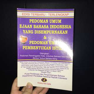 Kumpulan Ejaan Bhs Indonesia & Pembentukan Istilah