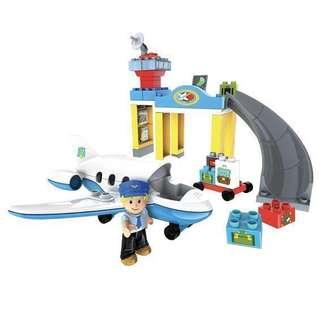 Mega Bloks Airport Set