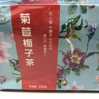 🚚 菊苣栀子茶