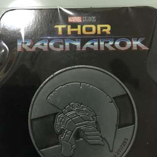 復仇者聯盟 avengers  雷神 索爾 Thor 紀念幣
