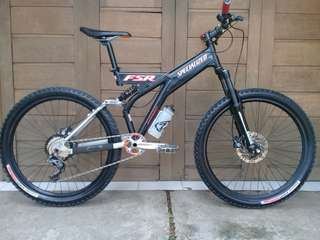 Specialized FSR Ground Control