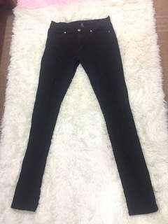 Forever21 Combo Black & White Pants