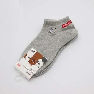 We Bare Bears Socks ( D1 )
