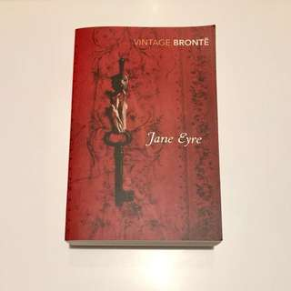 Jane Eyre by Charlotte Brönte