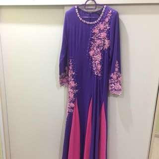 Dress for tunang/raya
