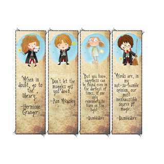 Harry Potter Book Mark