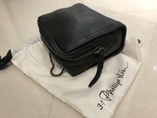 3.1 Phillip Lim Soleil Mini Zip Cross Body Bag