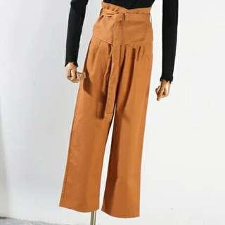 Vintage Paper Pants
