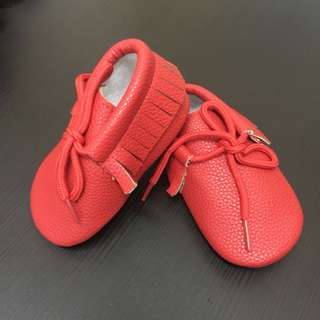 Red Toddler Shoes