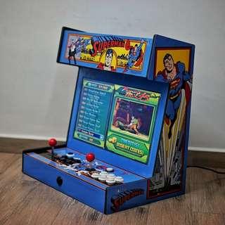 RetroCade Handmade Arcade Machine