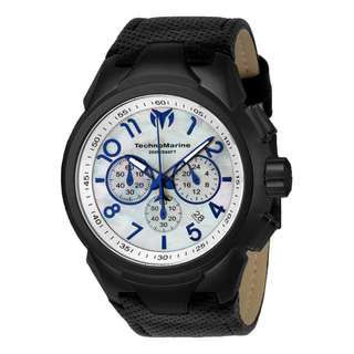 Chnomarine  男士 48毫米 計時碼表 黑色 手錶