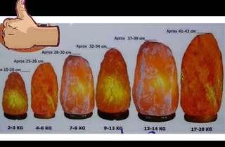 Himalayan Salt Lamp Natural Shape