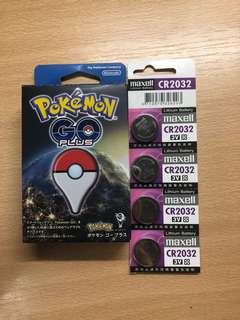 pokemon go plus 寶可夢手環