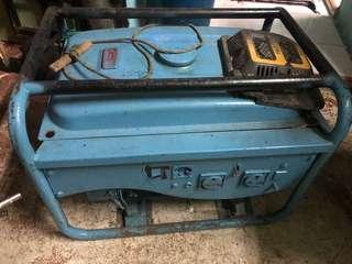 generator, size besar