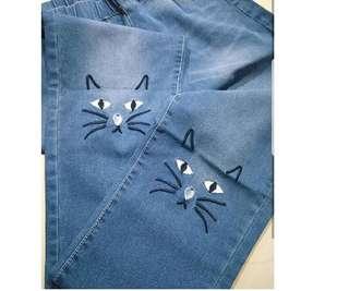 Monki Jeans (inspired?