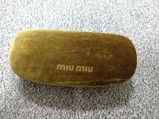 Miu Miu 眼鏡盒