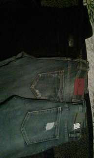Designer ladies jeans pack